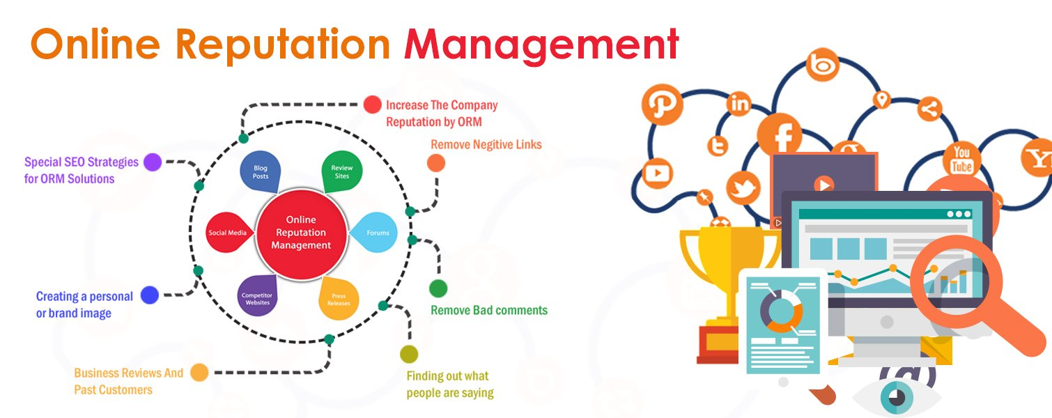 Top Online Reputation Management (ORM) Company in Chennai, India